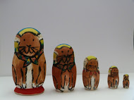 Russian doll bunnies