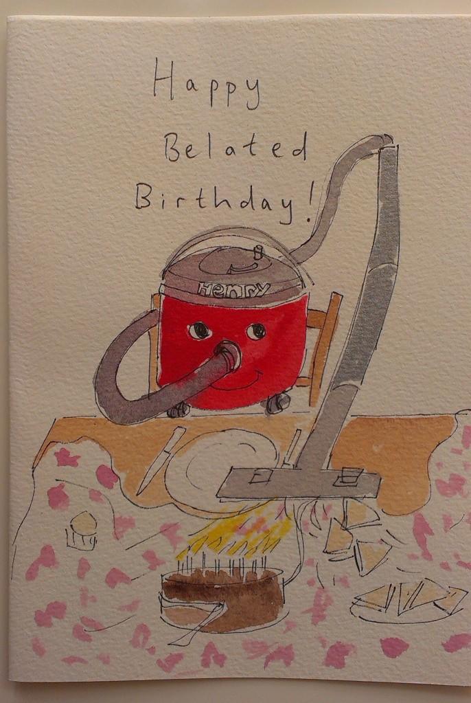 Henry birthday