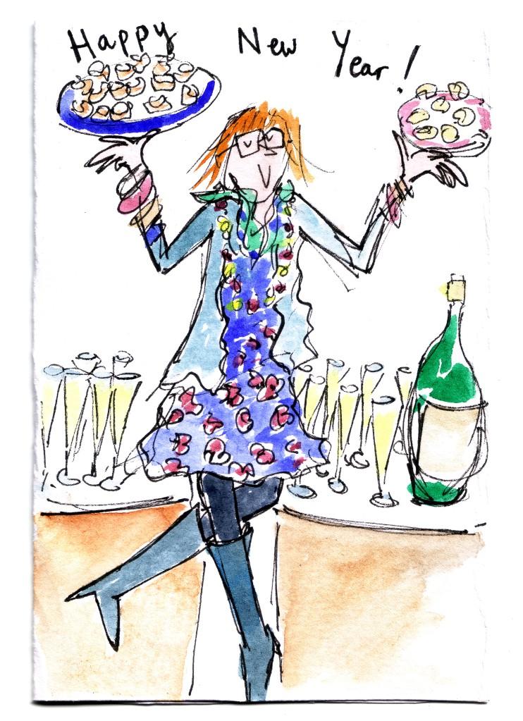 Happy New Year Steffi