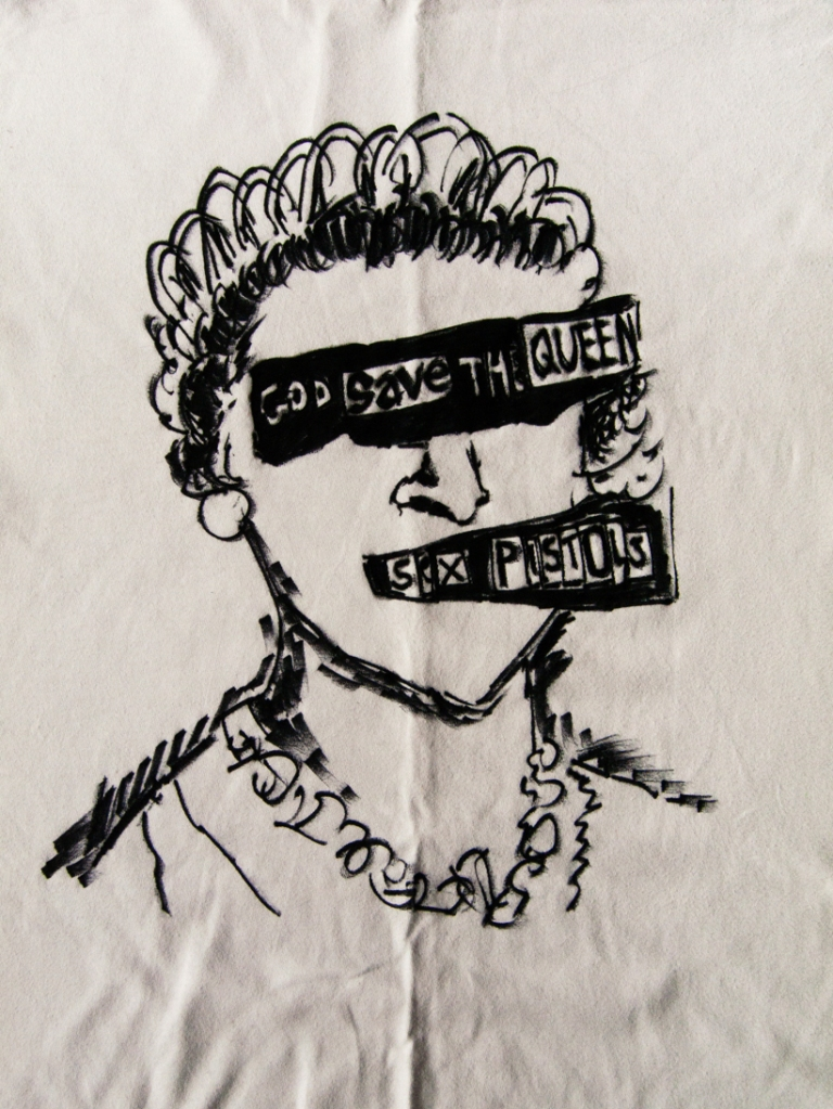 Punk t shirt2