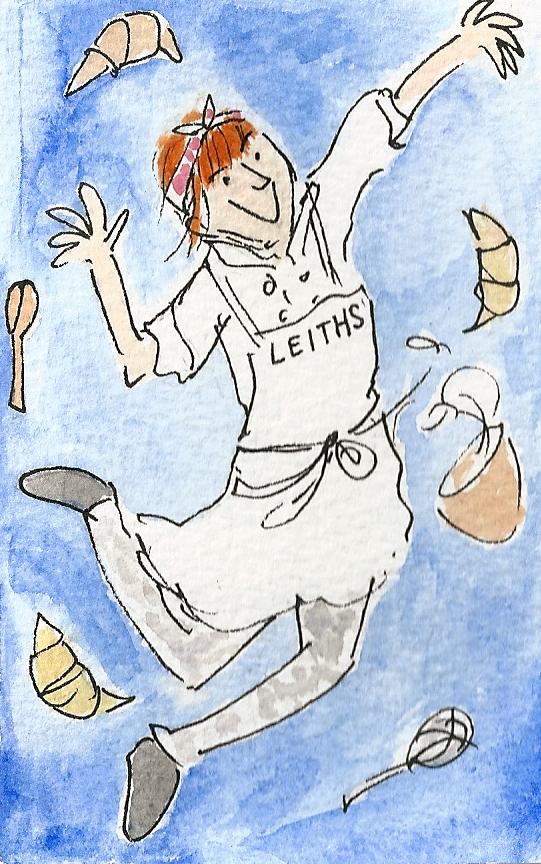 Steffi at Leiths
