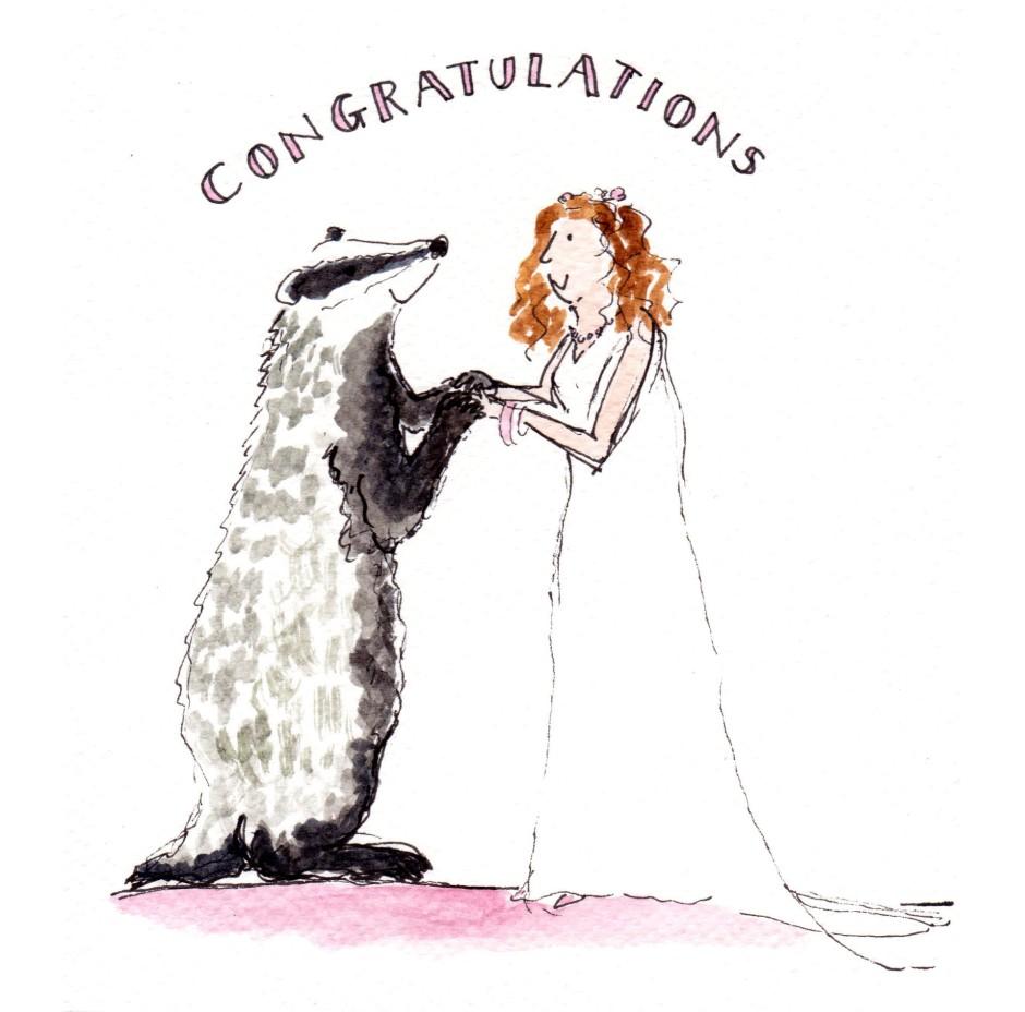 Badger wedding 2